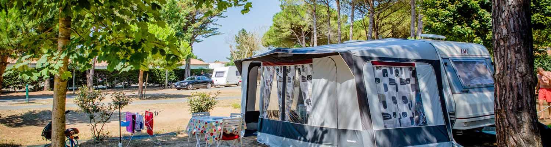 Campingplätze île de Ré