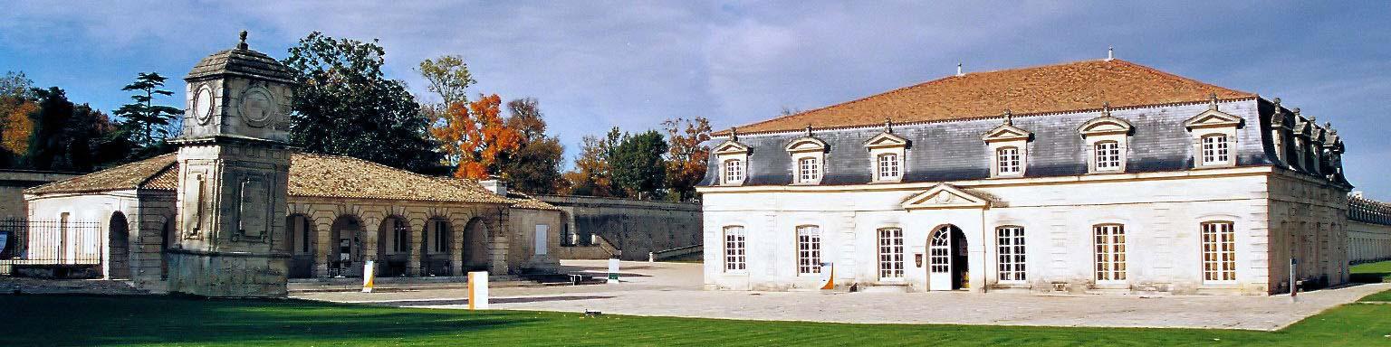 Bezoek de Koninklijke Stringerie van Rochefort