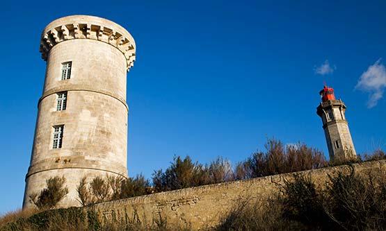 Visit the lighthouse of Saint Clément les Baleines