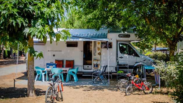 Camping caravaning île de Ré