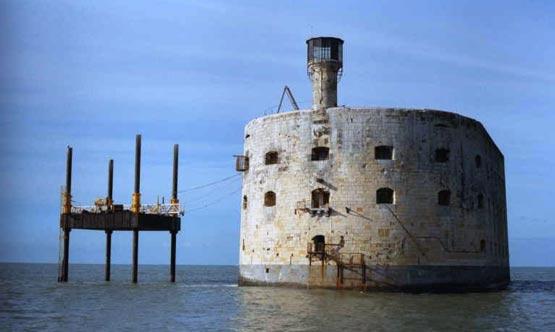 fort boyard camping île Ré