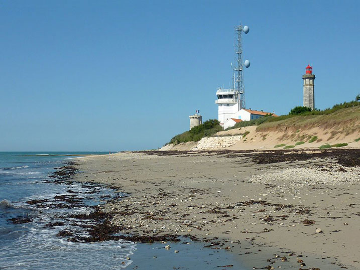 The coast near the Whale Lighthouse