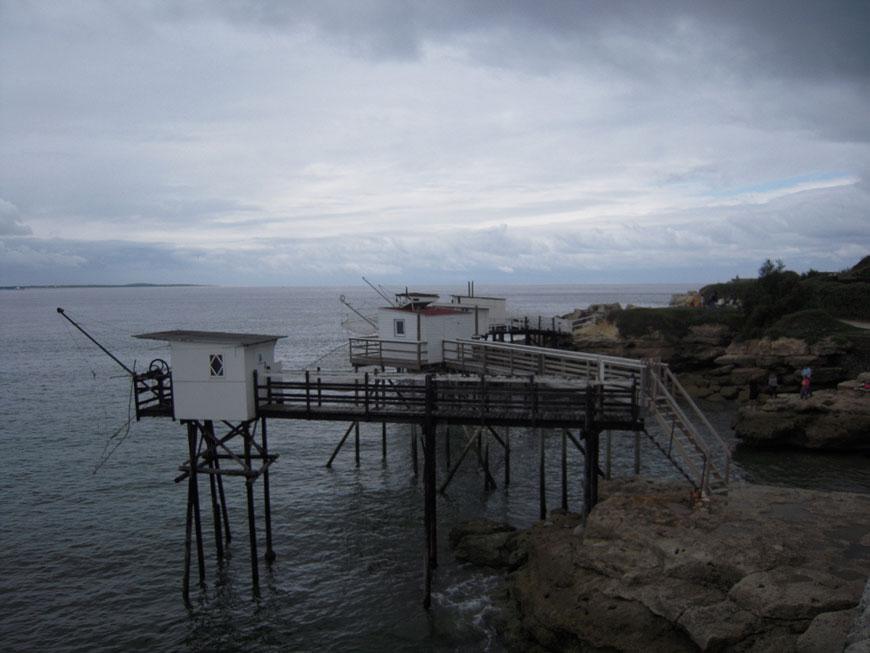 côte Charente-Maritime près camping île Ré