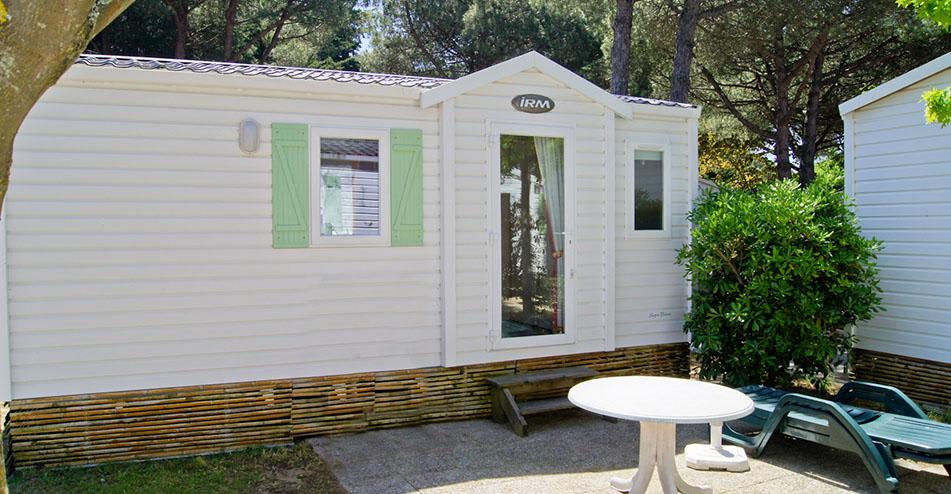 billiger Campingplatz Ile de Ré
