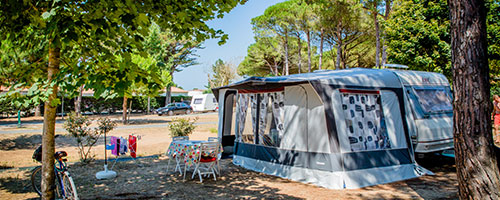 camping pitches tents Ile de Ré