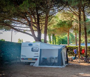 camping on île de ré with pitches