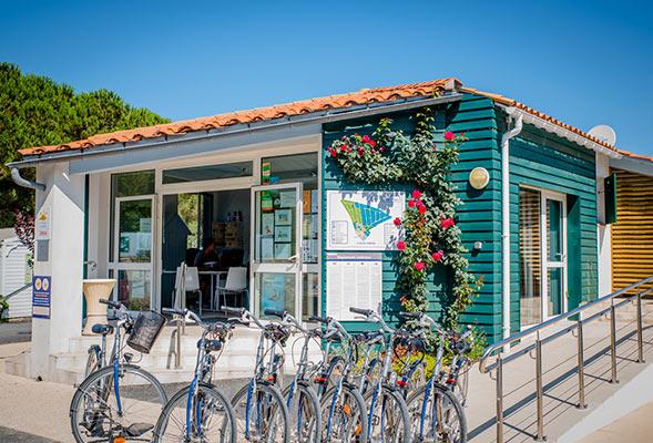 pistes cyclables île de Ré