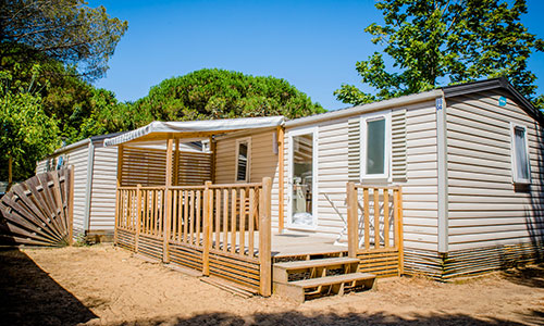 Rent a mobile home on Re island | Rent a mobile home cheaply
