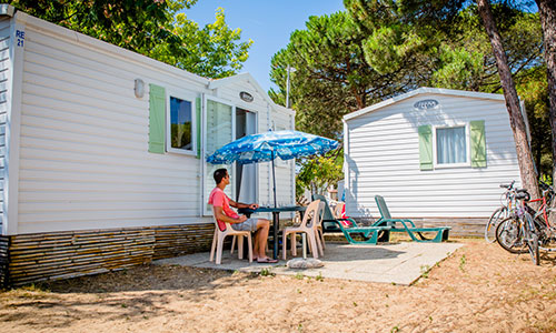 location mobil-home île de re